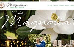 magonias weddings and events